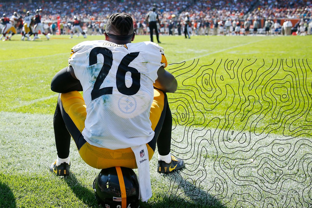What if Le'Veon Bell faked an injury when he returns to the
