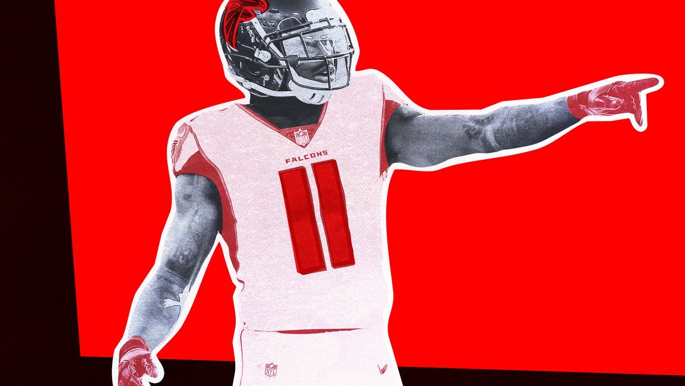 Make the Case: Julio Jones Is the Key to Winning Your Fantasy League