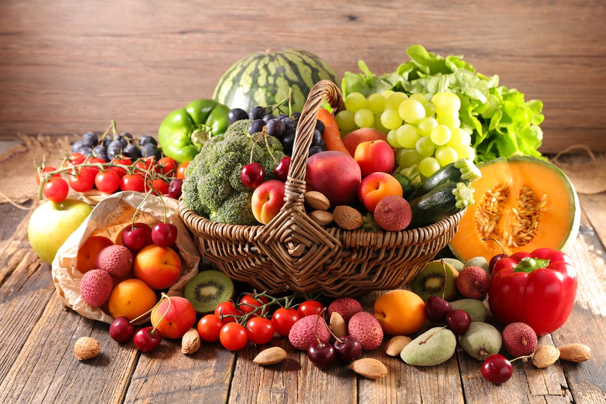 Research shows that eating less meat, especially red and processed meat, and eating more plant-based foods, like vegetables, fruits, legumes, whole grains and nuts has many health benefits.