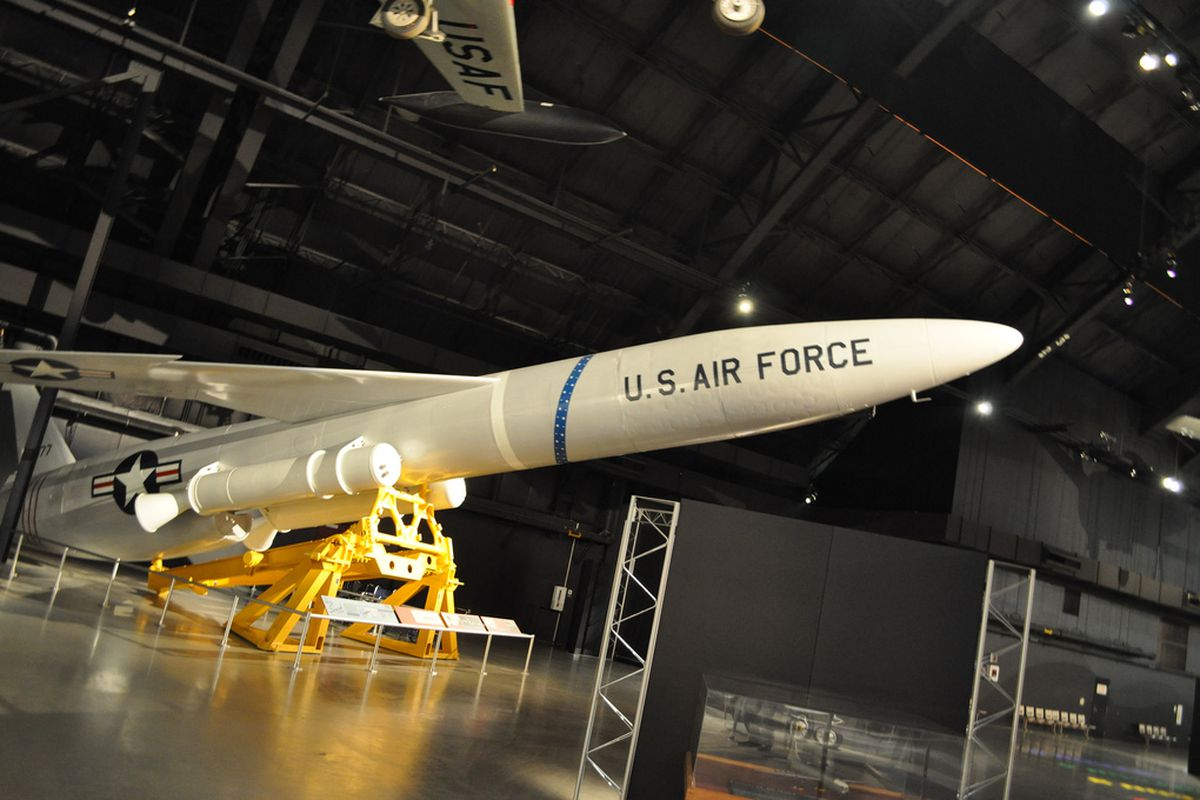 Nuclear Missile (Flickr)
