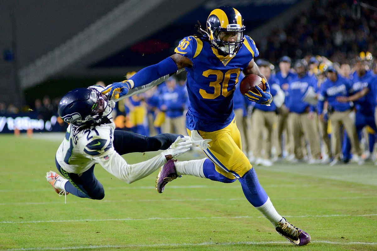 La Rams Vs Seattle Seahawks High Grades In Emphatic Win At Home Turf Show Times