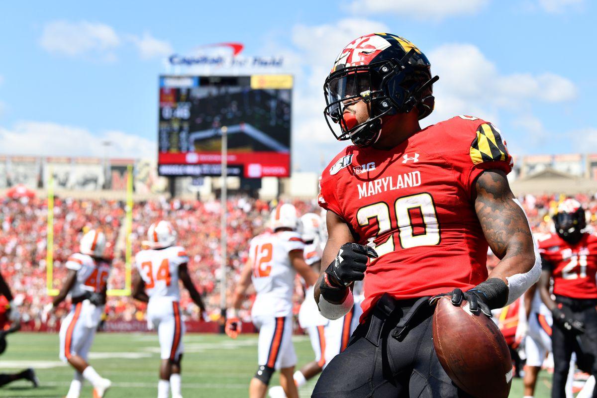 Javon Leake, Syracuse, Maryland football