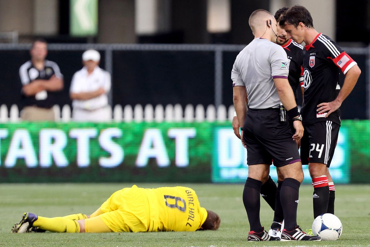 Some may blame the schedule, some may blame the referees, but the D.C. United players have no one to blame but themselves.