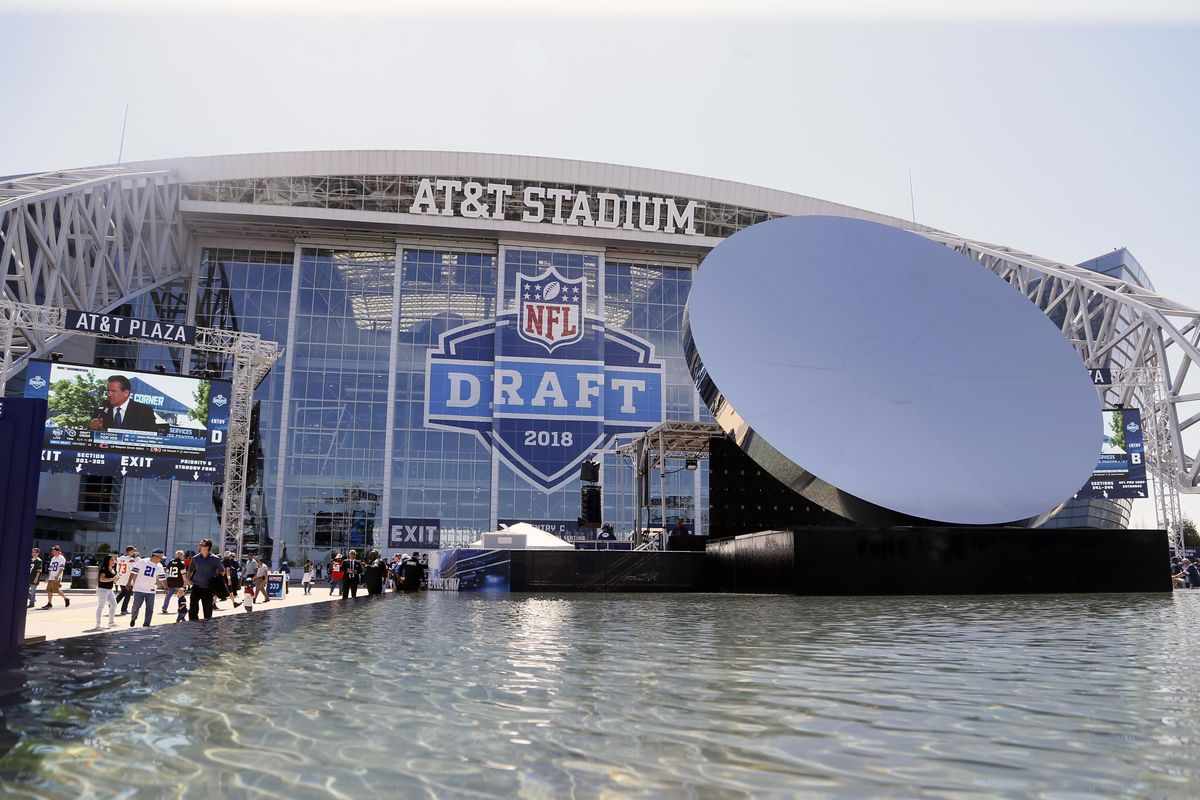 2018 NFL Draft: Day 1 Live Tracker - Turf Show Times