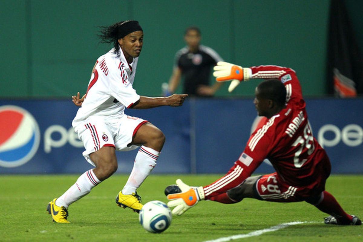 Ronaldinho, where are thou?