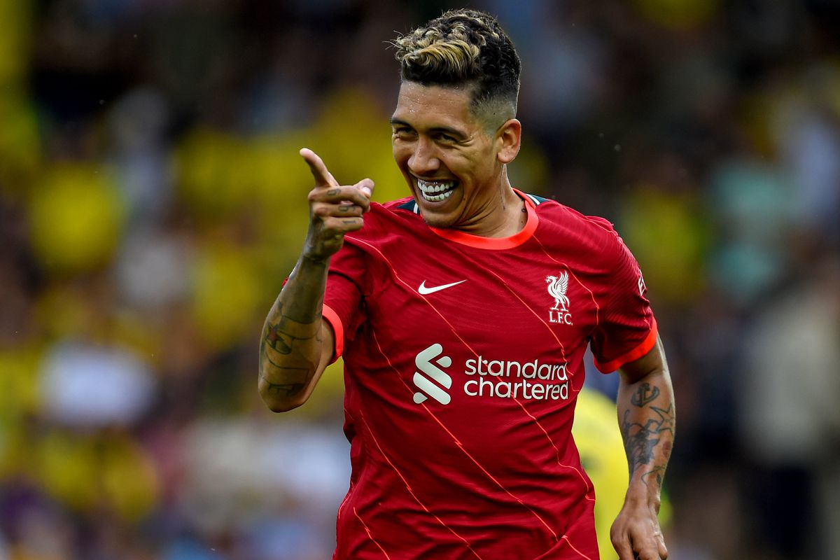 LFC and Roberto Firmino Release A Youth Fashion Range - The Liverpool  Offside