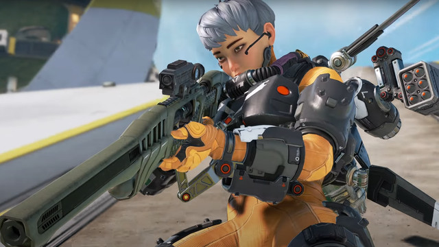 Apex Legends' Escape trailer brings back a trusty Titanfall 2 gun