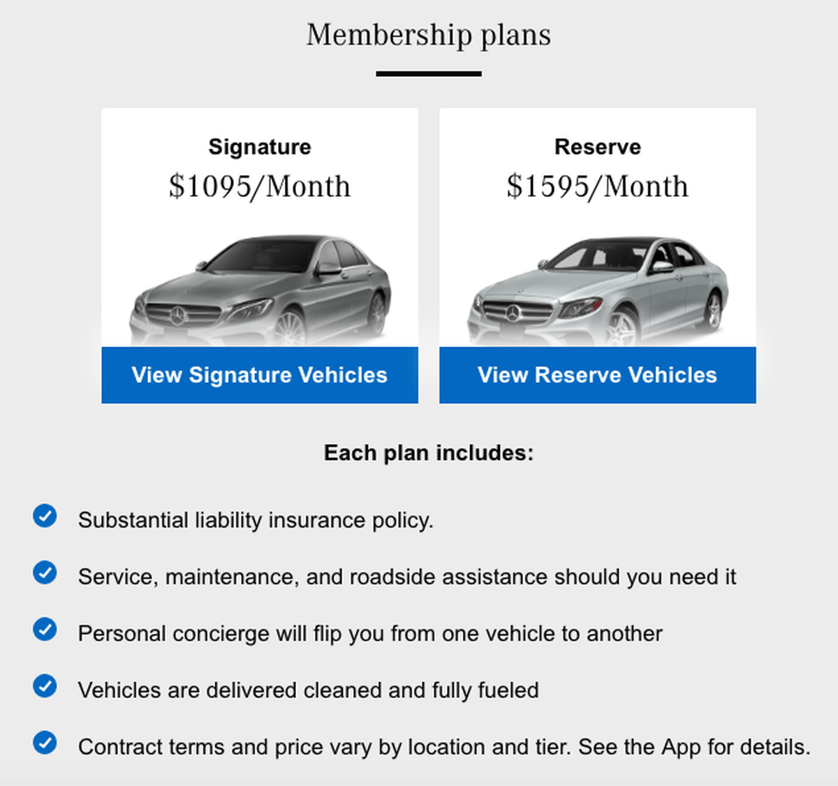 Mercedes\' subscription service is one of the cheapest ones yet - The ...