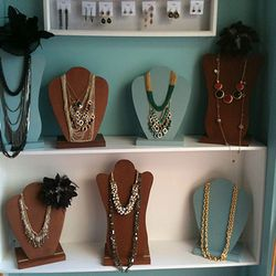 These necklaces are all between $28 and $55.