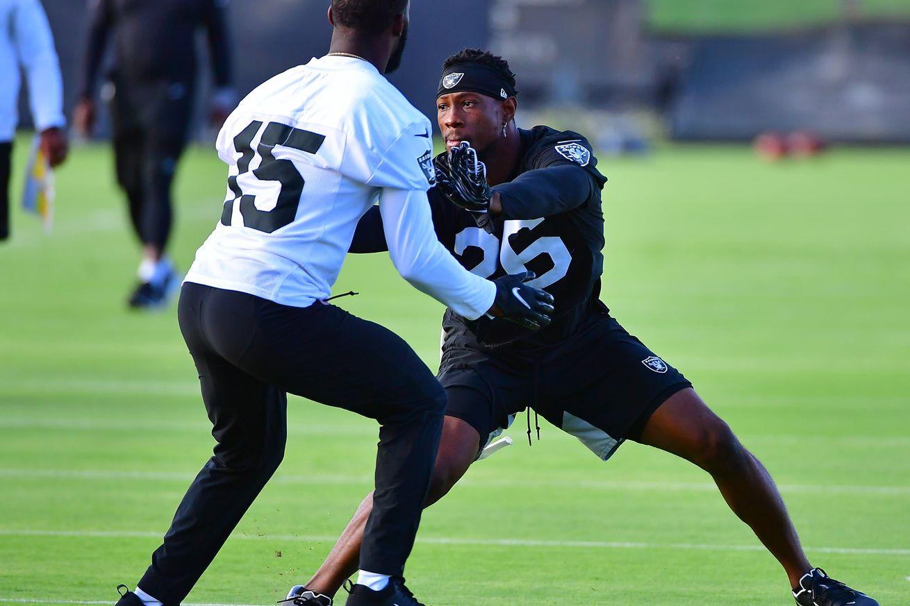 NFL: Las Vegas Raiders Training Camp