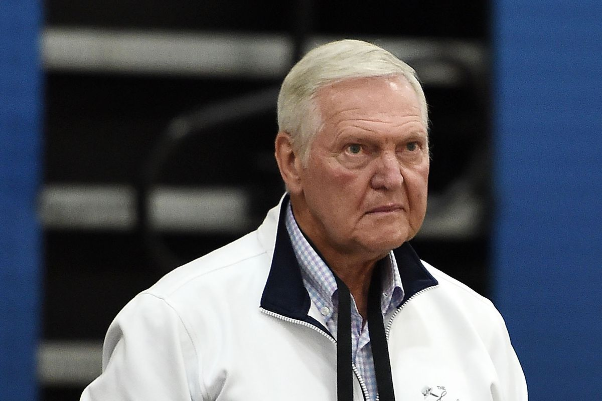NBA f Season 2017 Clippers Attempting to Hire Jerry West Away