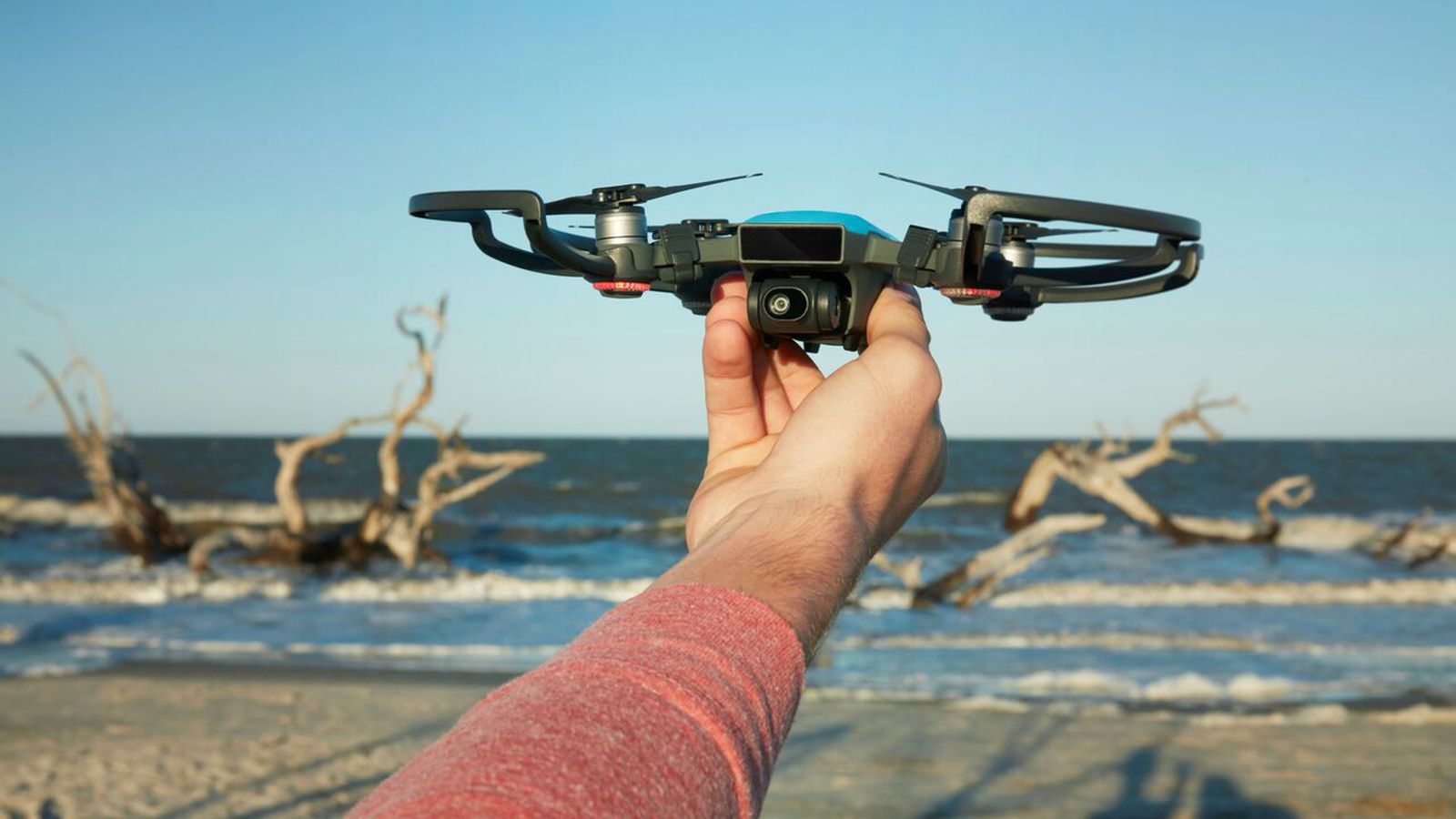 DJI's new selfie drone is controlled with just a wave of your hand