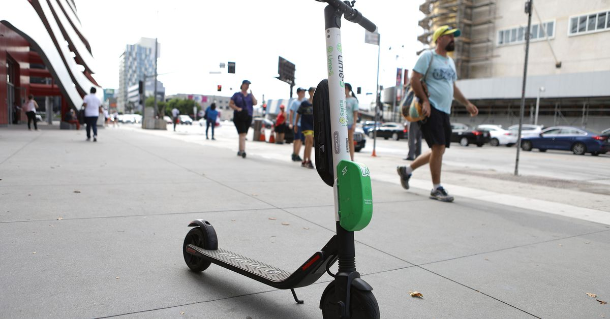 Electric Scooters For Sale >> Austin's dockless scooters, bikes made accessible with new ...
