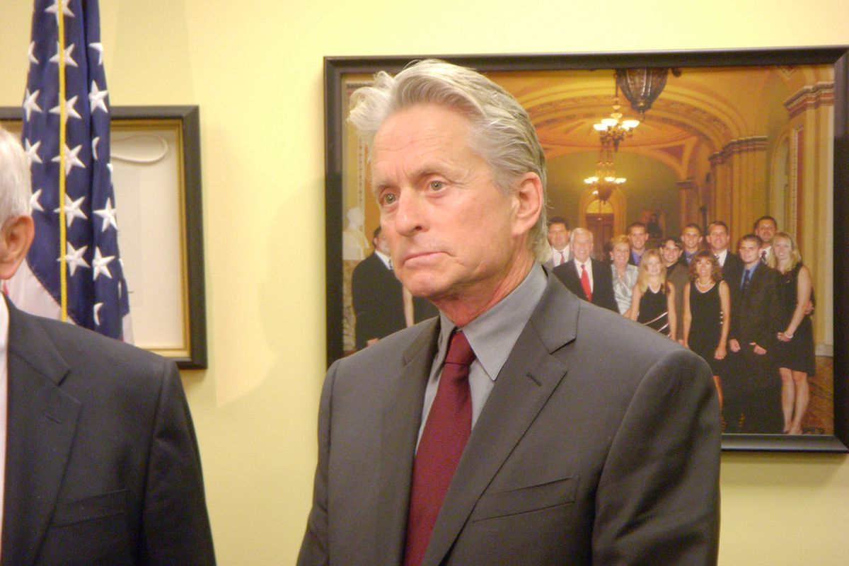 Michael Douglas Cast As Dr Hank Pym In Marvel S Ant Man The Verge