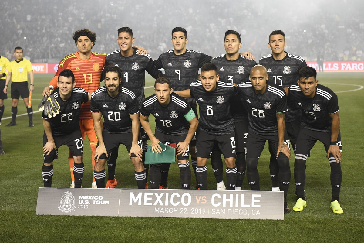 8f30edc7a Mexico vs. Paraguay