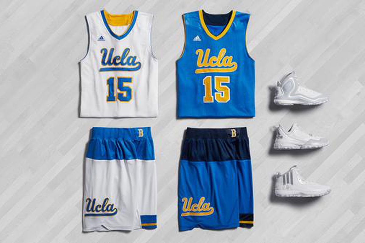 separation shoes db615 3a8c7 UCLA unveils new alternate basketball uniforms - Bruins Nation
