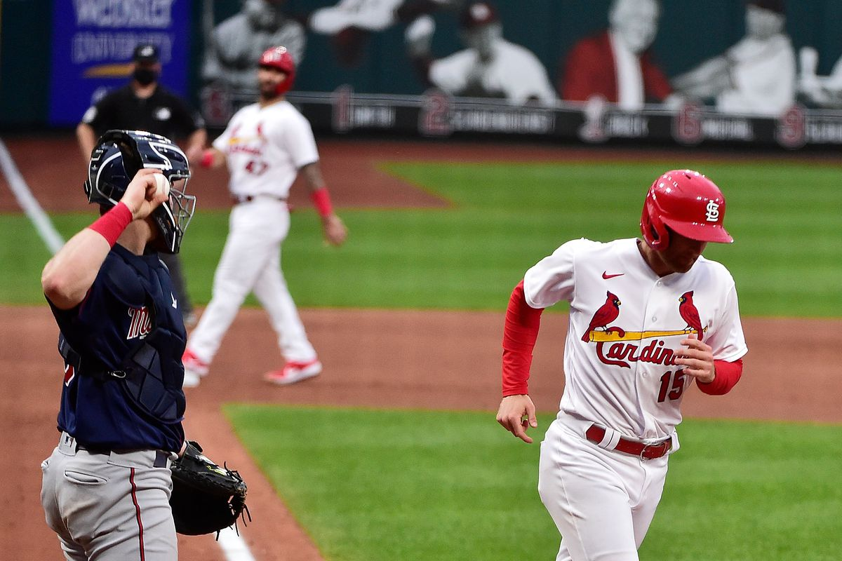 MLB: Game Two-Minnesota Twins at St. Louis Cardinals