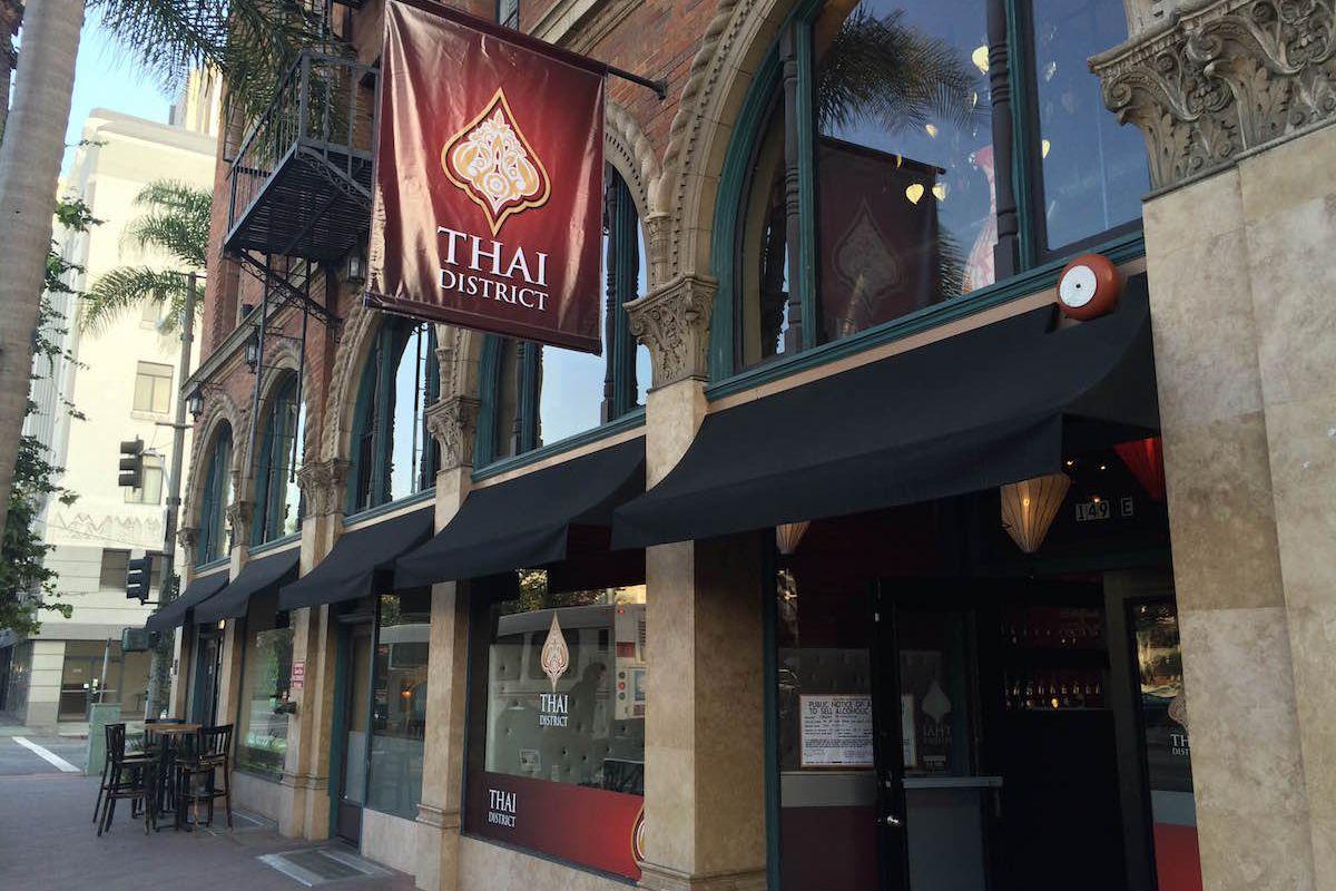 Thai Food Downtown Denver
