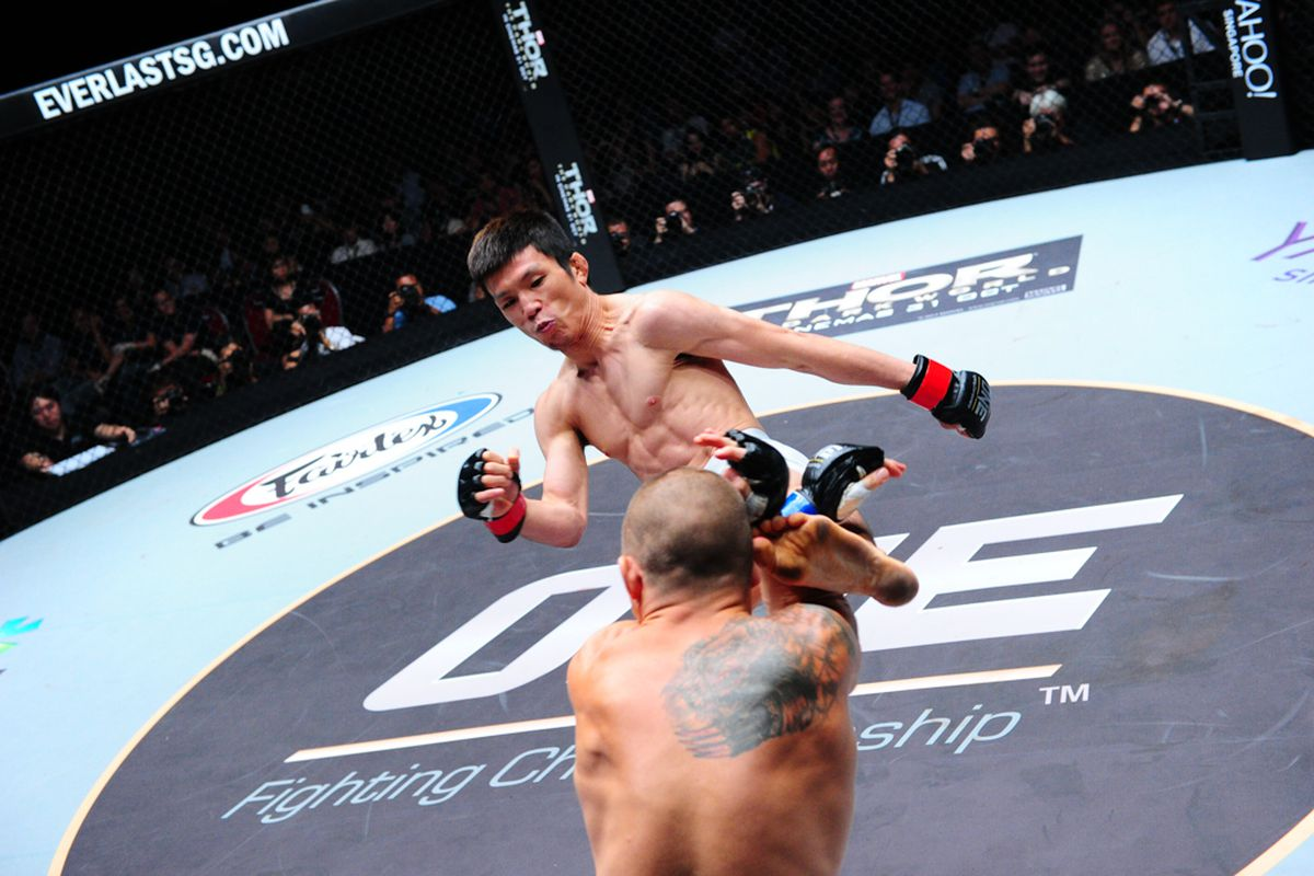 ONE FC 11 results: Shinya Aoki and Bibiano Fernandes victorious at