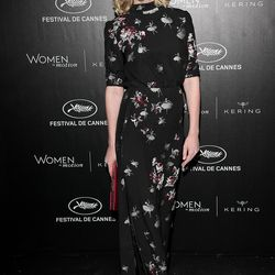 Kirsten Dunst in Marc Jacobs fall 2016 at the 'Women in Motion' prize reception.