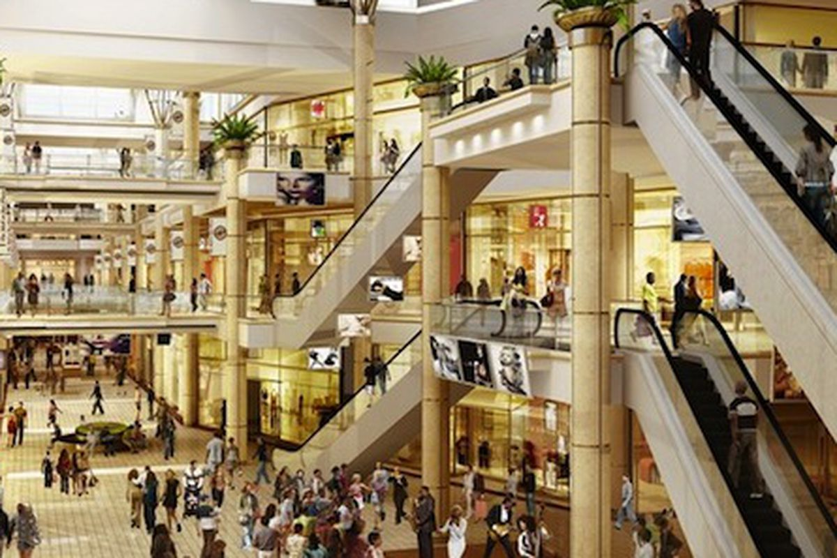 """The Mall at Bay Plaza; Image via <a href=""""http://online.wsj.com/news/articles/SB10001424052702304834704579405193117279388?mod=residential_real_estate&amp;mg=reno64-wsj&amp;url=http%3A%2F%2Fonline.wsj.com%2Farticle%2FSB1000142405270230483470457940519"""