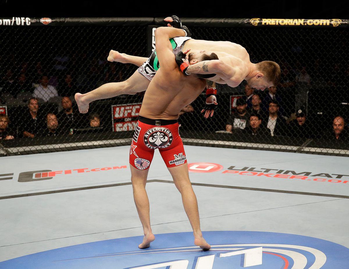 UFC on FOX: Means v Masvidal
