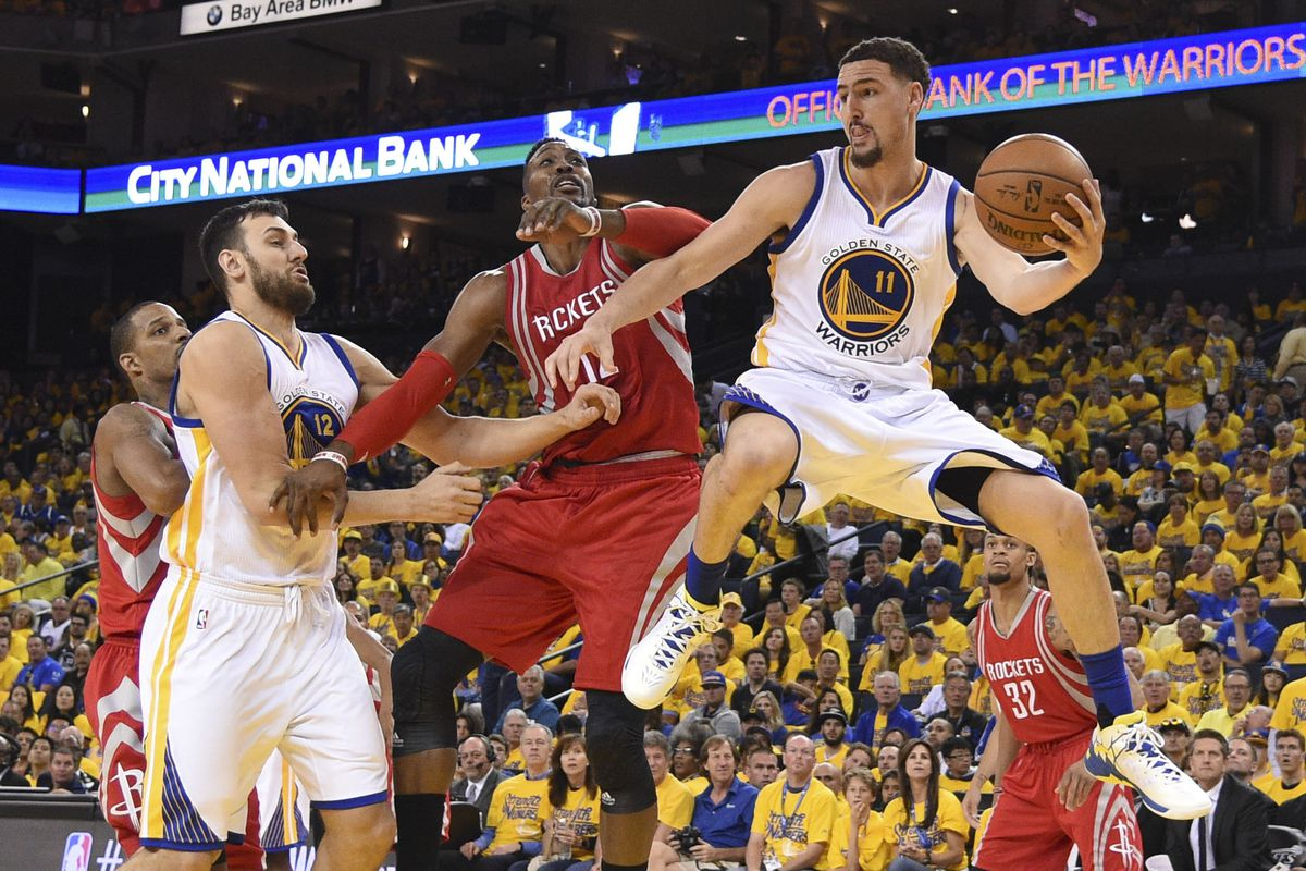warriors vs. rockets: game 2 predictions, start time, tv schedule