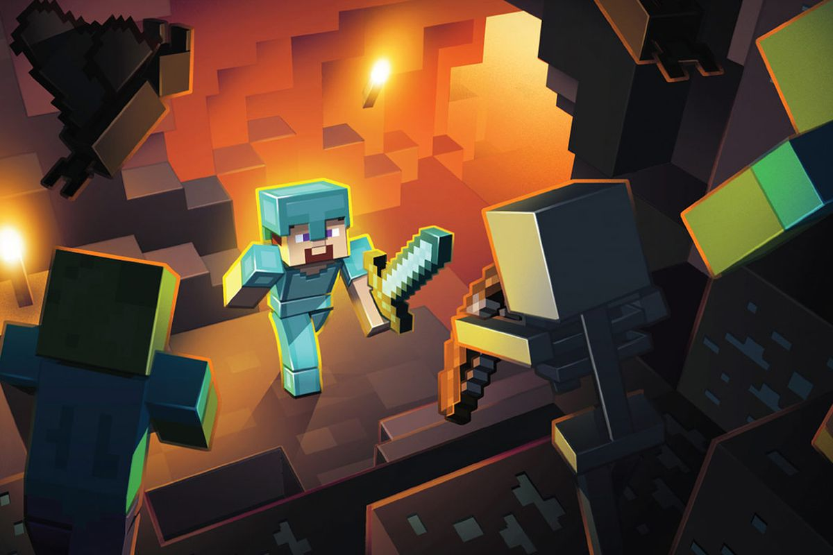 Microsoft officially owns Minecraft and developer Mojang now