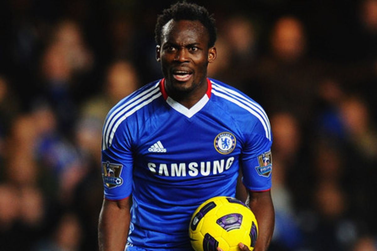 Michael Essien to AC Milan is done according to reports We Ain