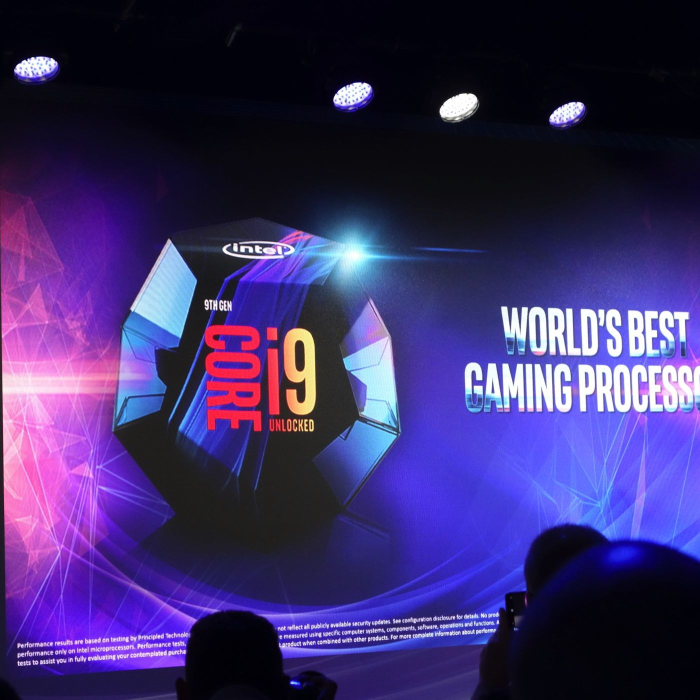 Intel announces its latest 9th Gen chips, including its 'best gaming  processor' Core i9 - The Verge