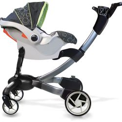 4moms Origami Is The Highest Tech Stroller Yet Hands On