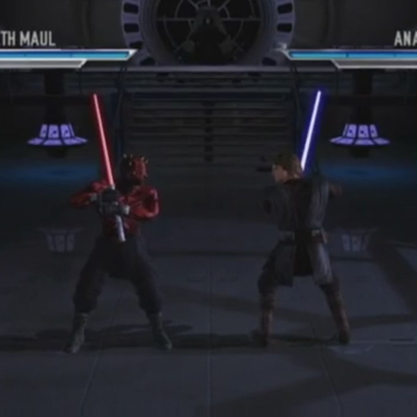 Watch the Star Wars fighting game that never was - Polygon
