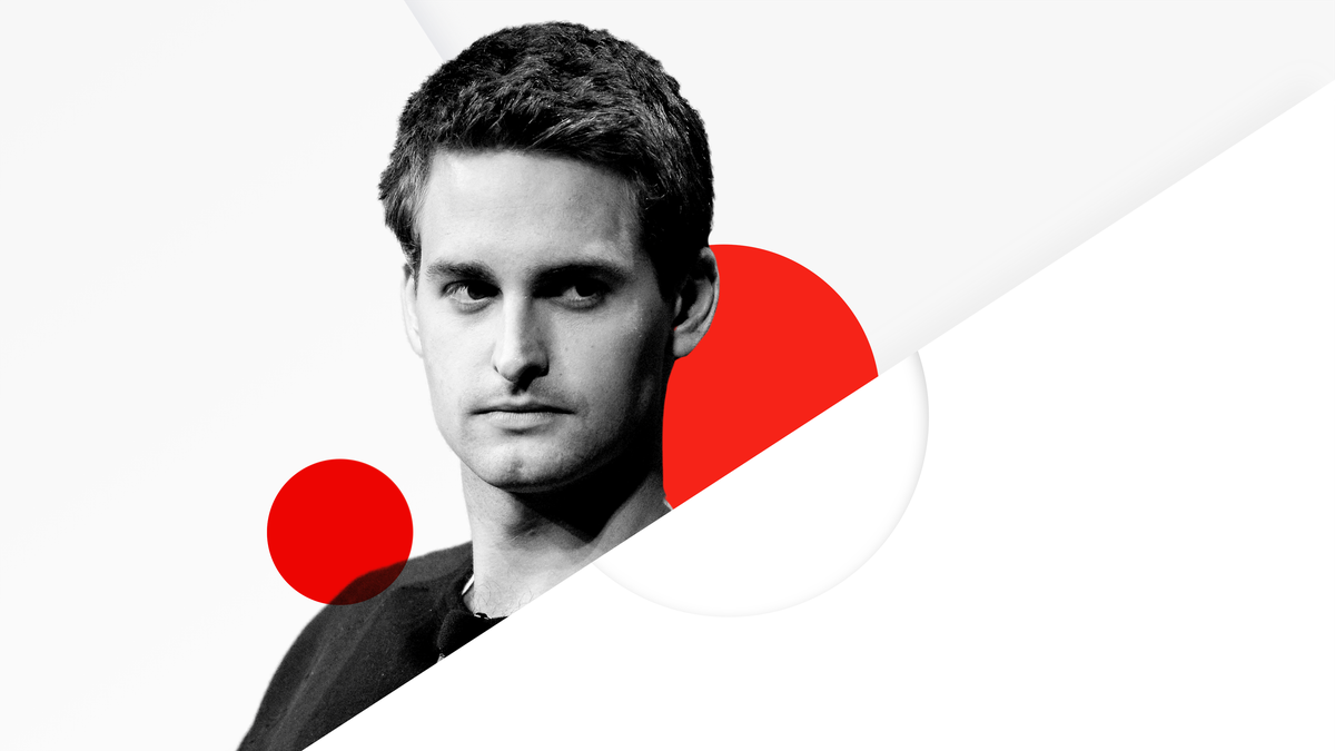 Evan Spiegel Became A Billionaire And Showed Us How Hard It Is To