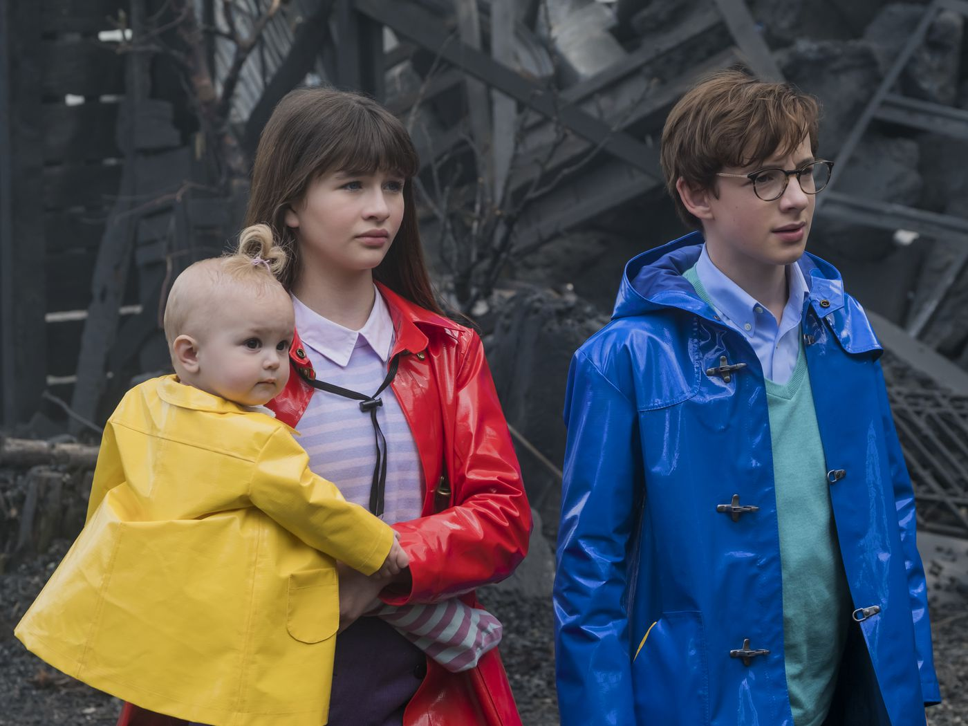 Lemony Snicket S A Series Of Unfortunate Events The 6 Main Changes From Book To Netflix Vox