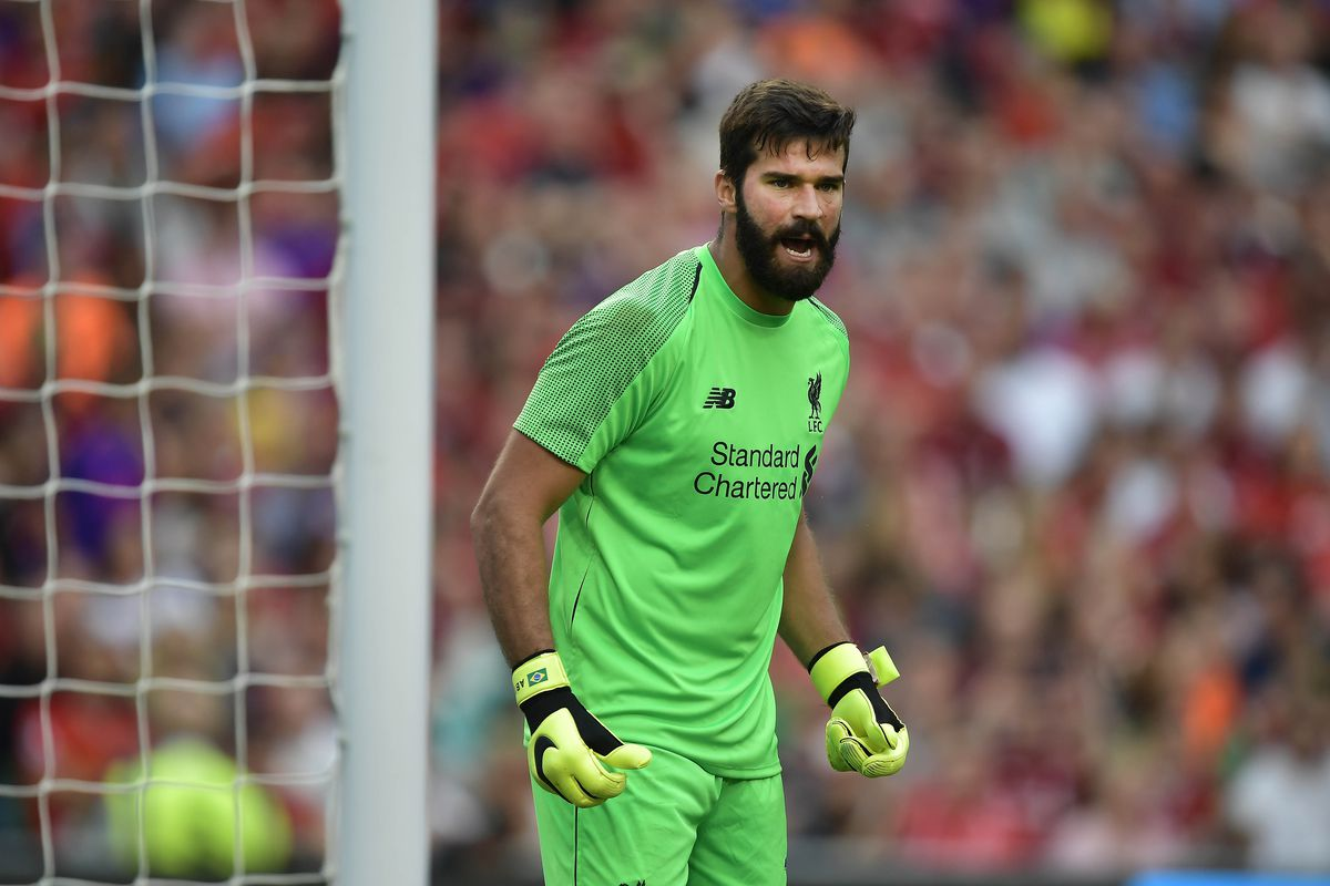 31f52480276 Alisson and Fabinho Choose Official Squad Numbers - The Liverpool ...