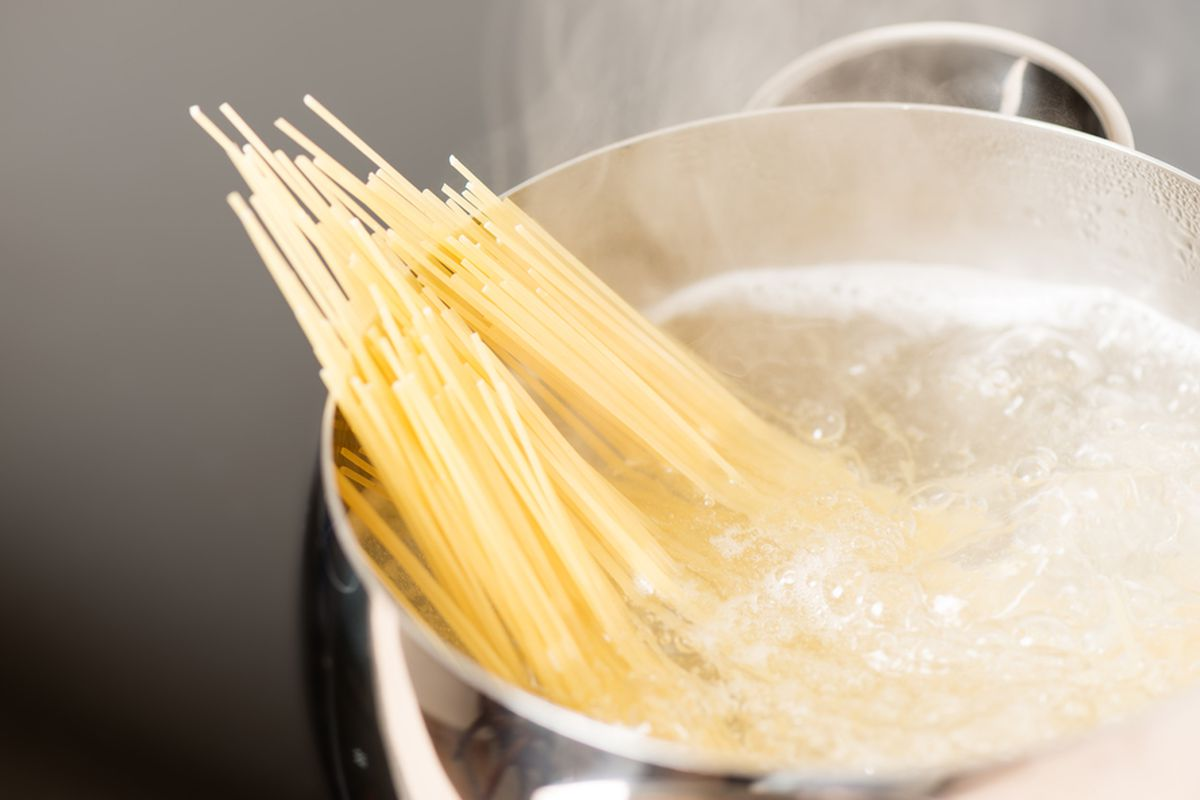 barilla develops no-boil pasta; science makes water boil