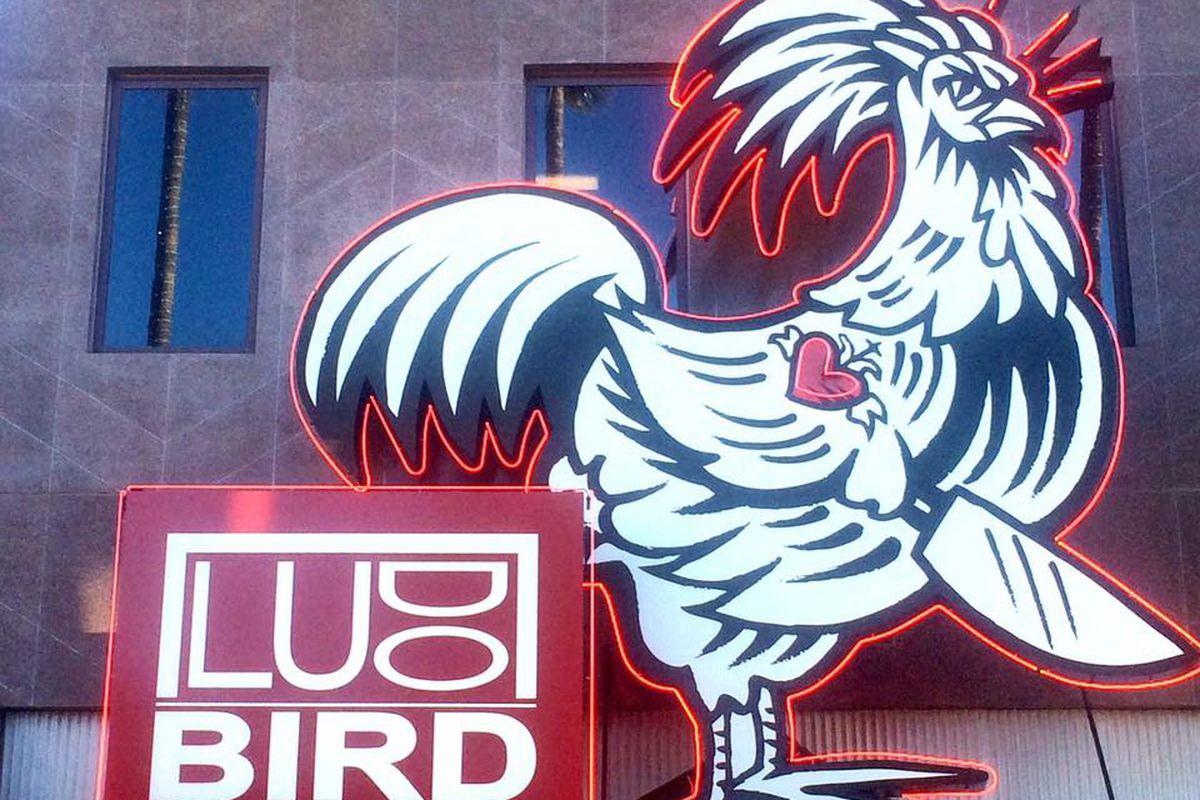 Ludo Bird, Universal Citywalk