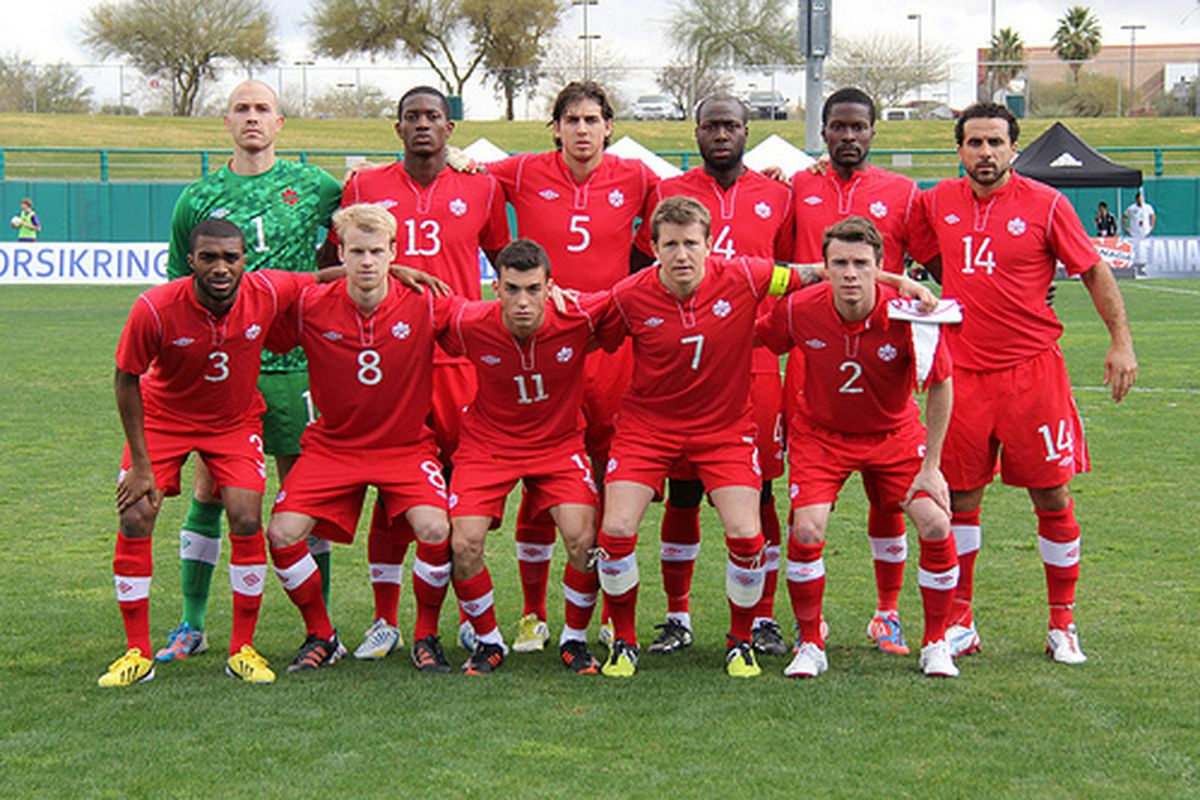 Some of these guys might make the Gold Cup squad! Yay for them!