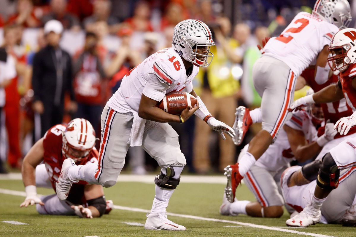 J.T. Barrett fought to be able to start for Ohio State 776794fef