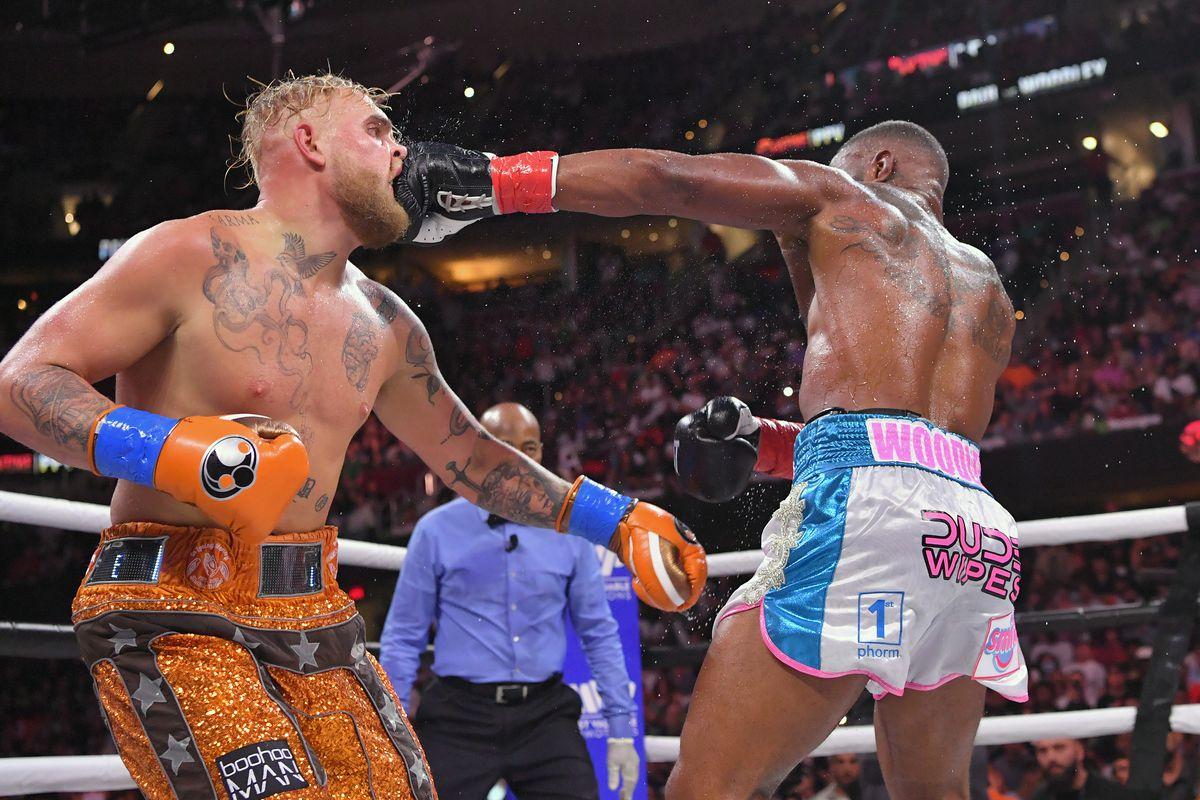 Jake Paul vs. Tyron Woodley official scorecard - MMA Fighting