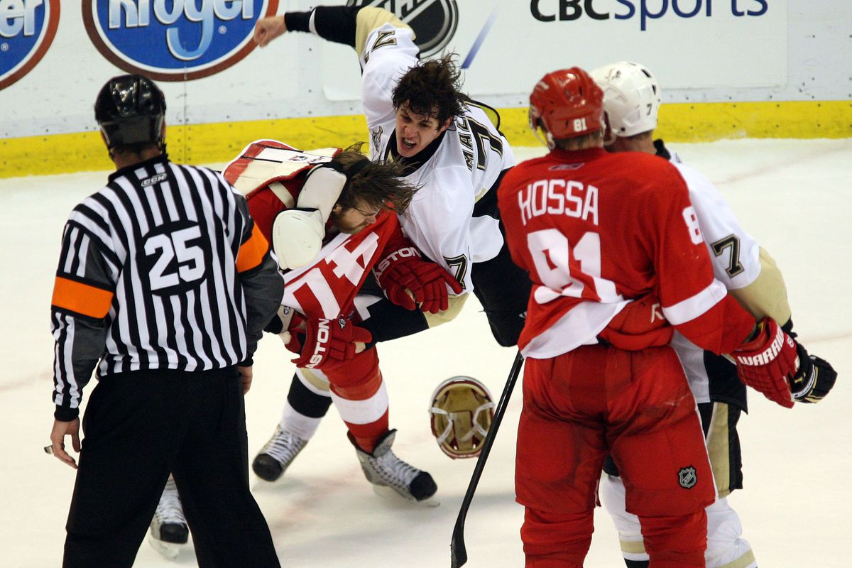Stanley Cup Finals - Pittsburgh Penguins v Detroit Red Wings - Game 2