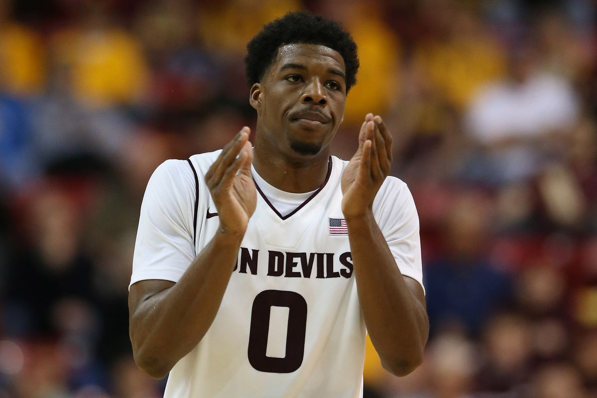 Carrick Felix and the ASU Sun Devils look to remain in the top-half of the Conference.