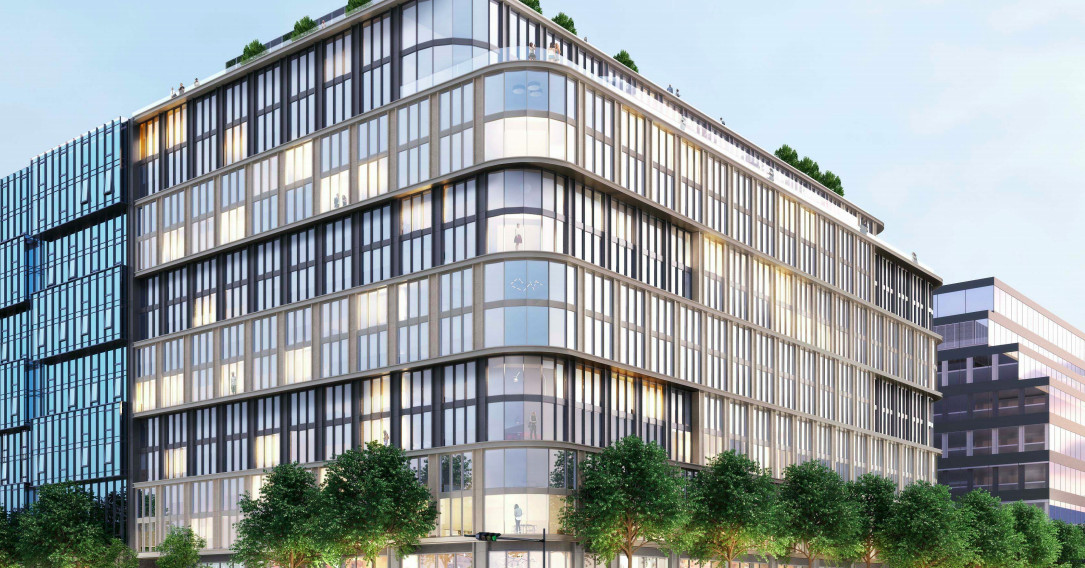 300 Unit Residential Building Planned In Navy Yard Curbed Dc