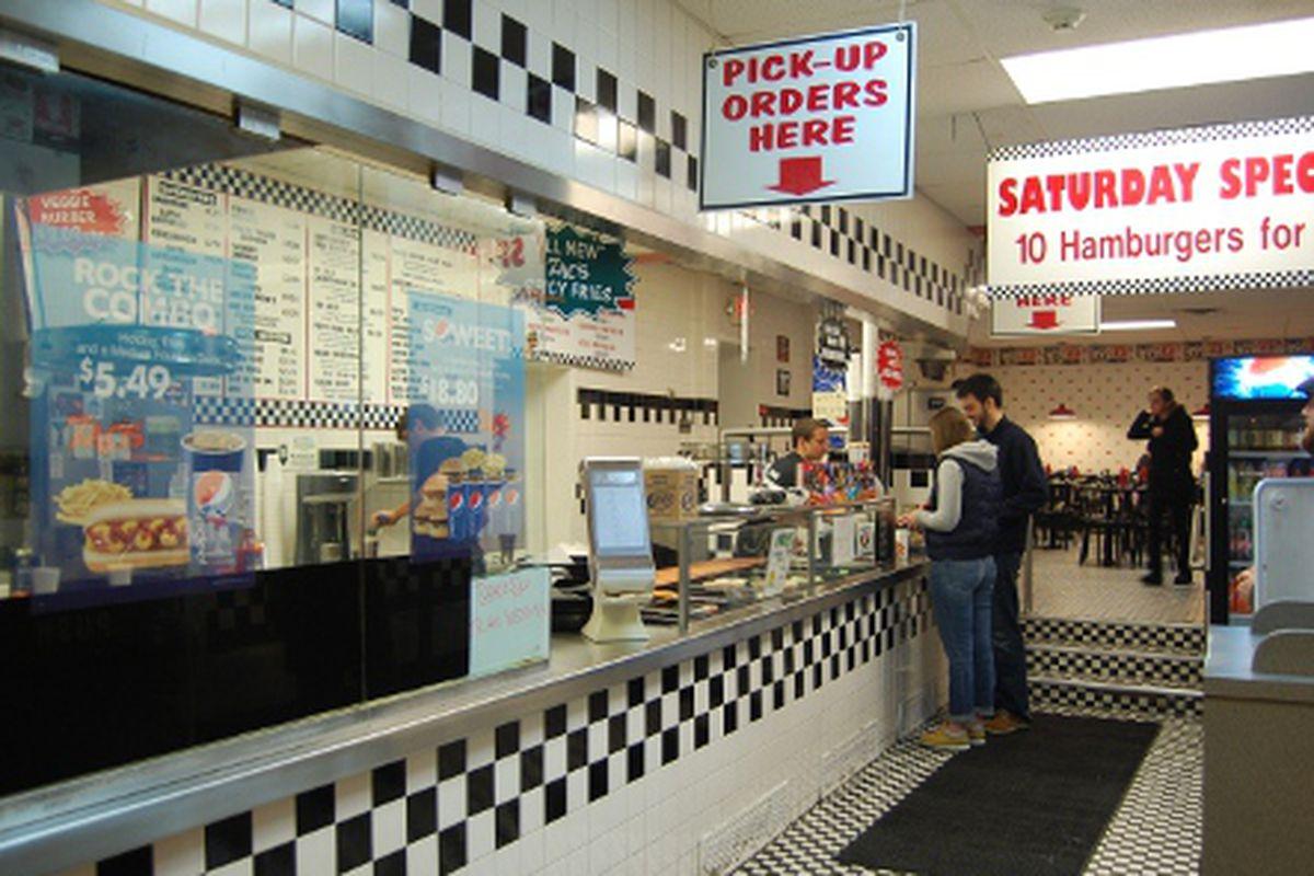 Zac's Hamburgers in Media, PA