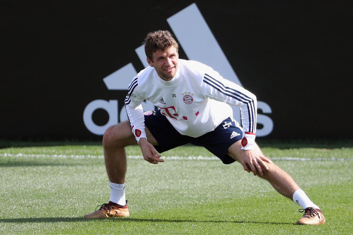 FC Bayern Muenchen Doha Training Camp