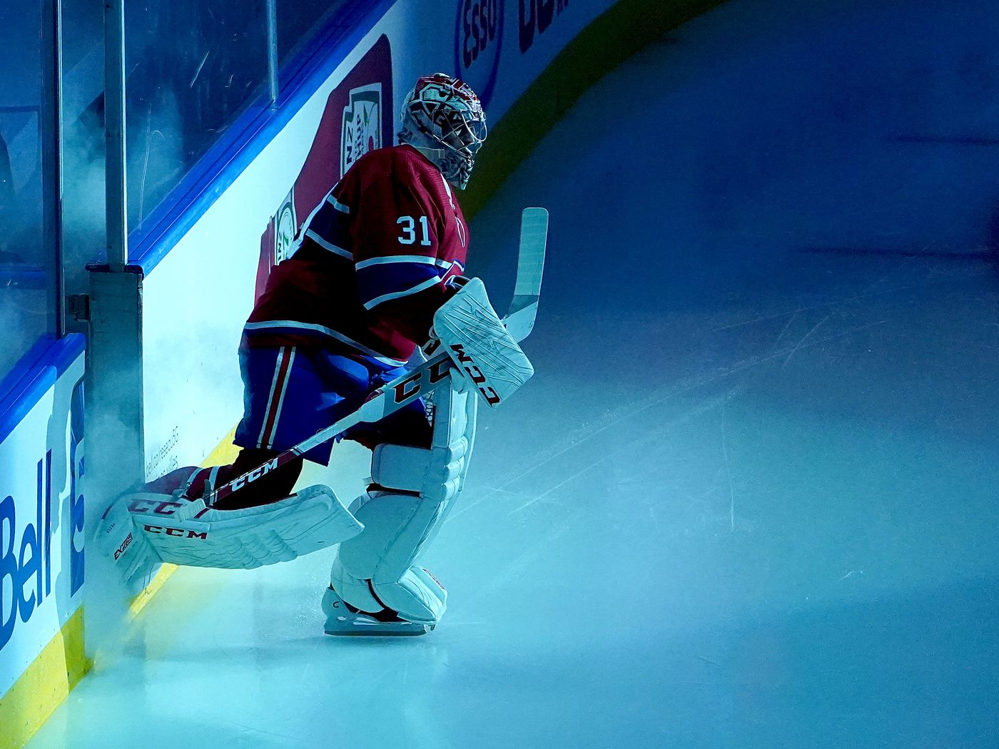 Habs Headlines Carey Price Is The X Factor Eyes On The Prize