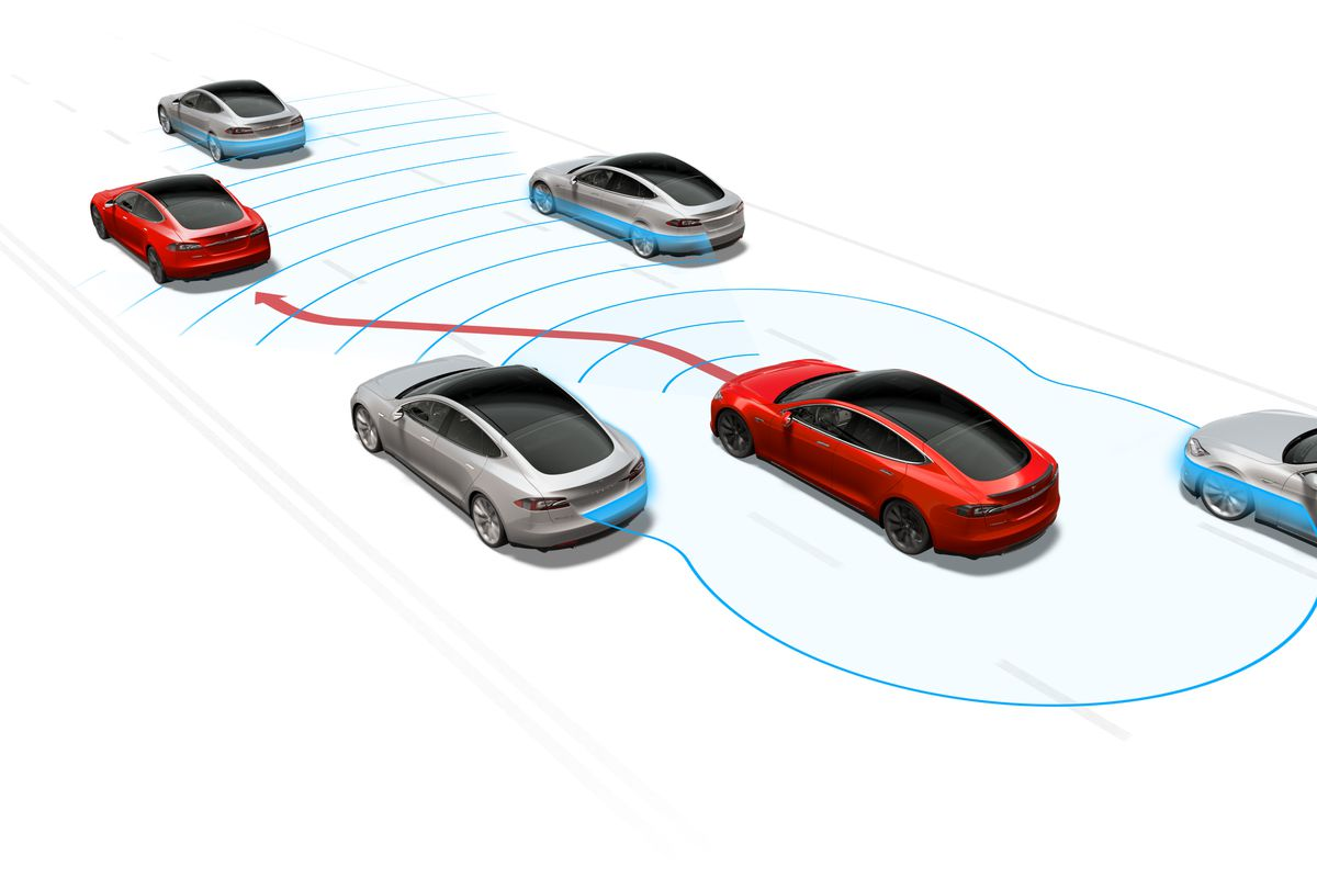 Elon Musk says all Teslas will now be built to be fully self-driving