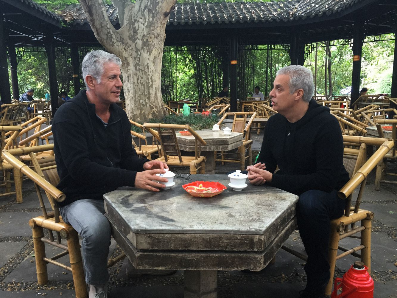 A Guide To Anthony Bourdain And Eric Riperts Television