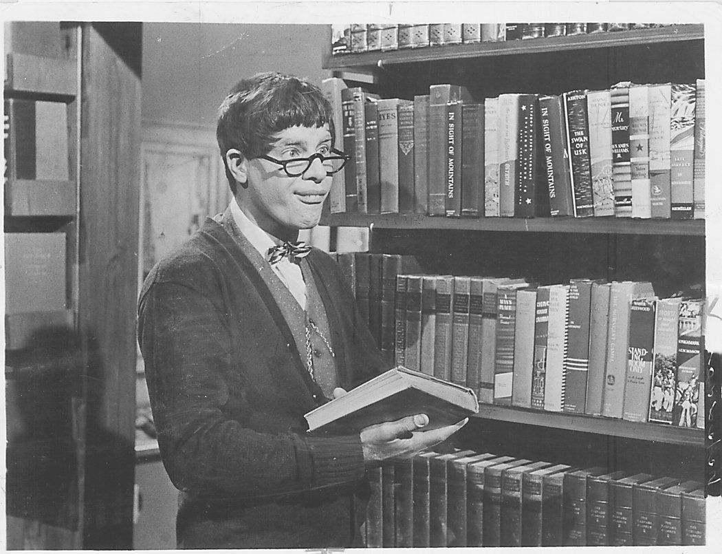 """Jerry Lewis directed and starred in """"The Nutty Professor"""" (1963). 