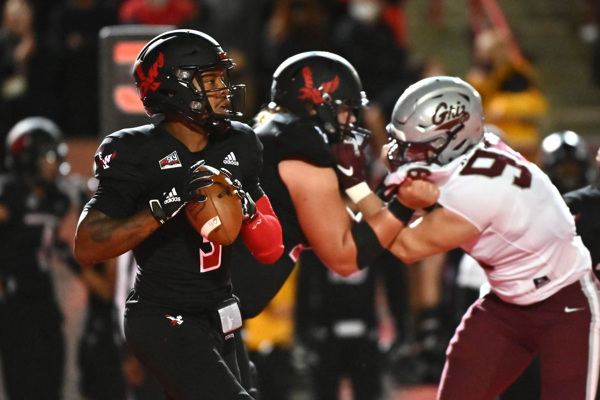 NCAA Football: Montana at Eastern Washington